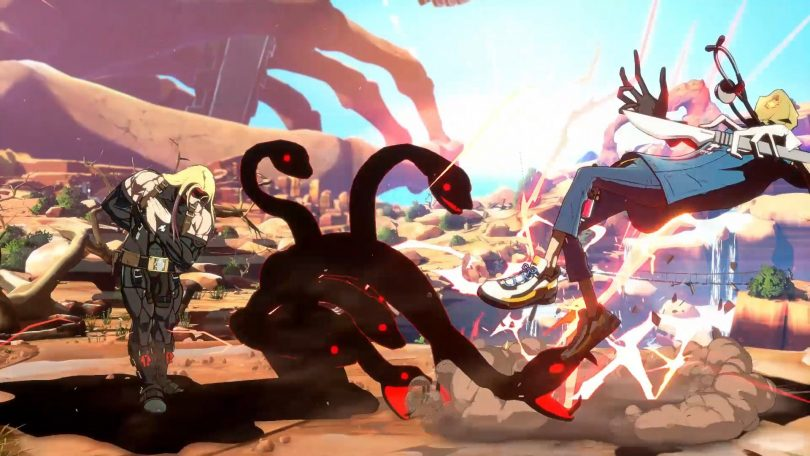 Guilty Gear Strive Day One Patch is 17.2 GB