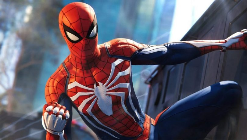 Motion Capture for the Next Spider-Man Game has started