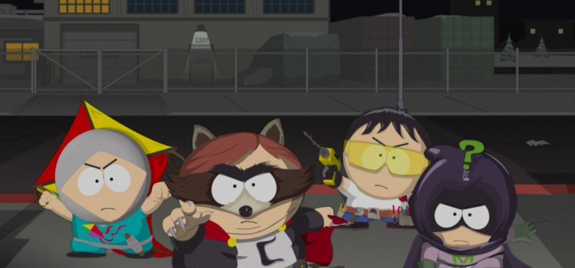 A New 3D South Park Game is in the works