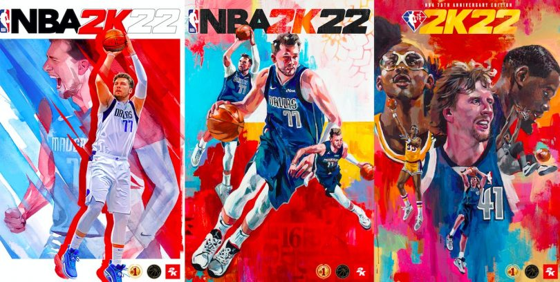 NBA 2K22 will be 93GB on PlayStation 5