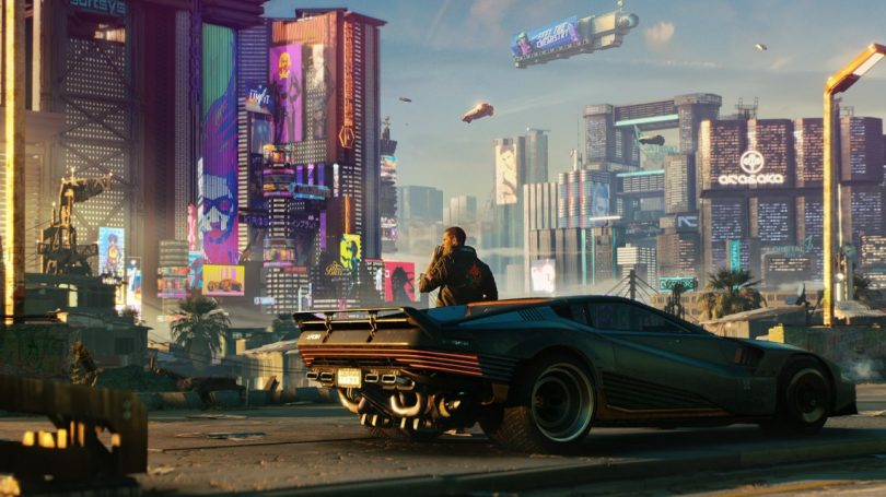 CDPR created a Bug Montage of Cyberpunk 2077 A Few Months before release